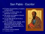 san pablo escritor26