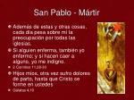 san pablo m rtir33