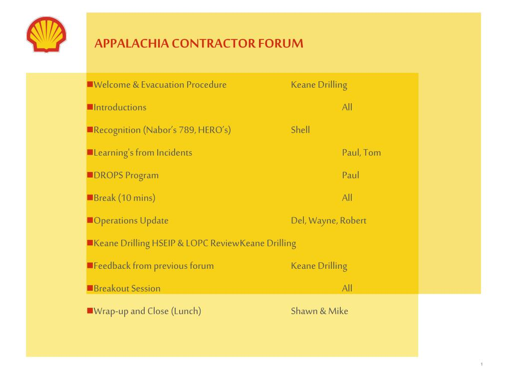 appalachia contractor forum l.