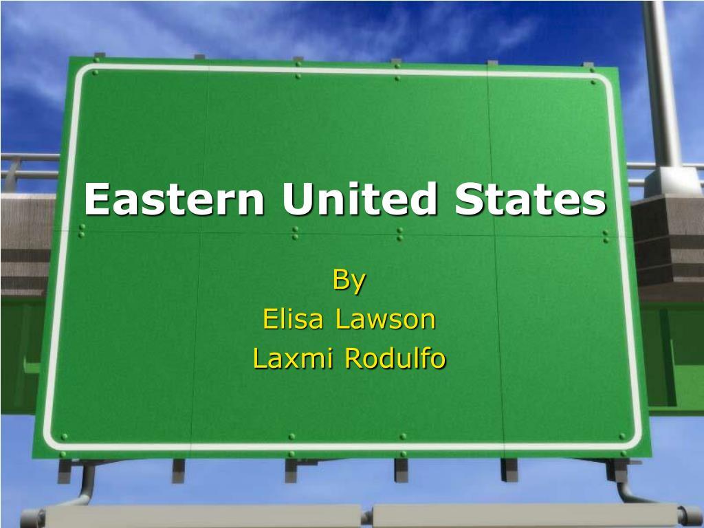 eastern united states l.