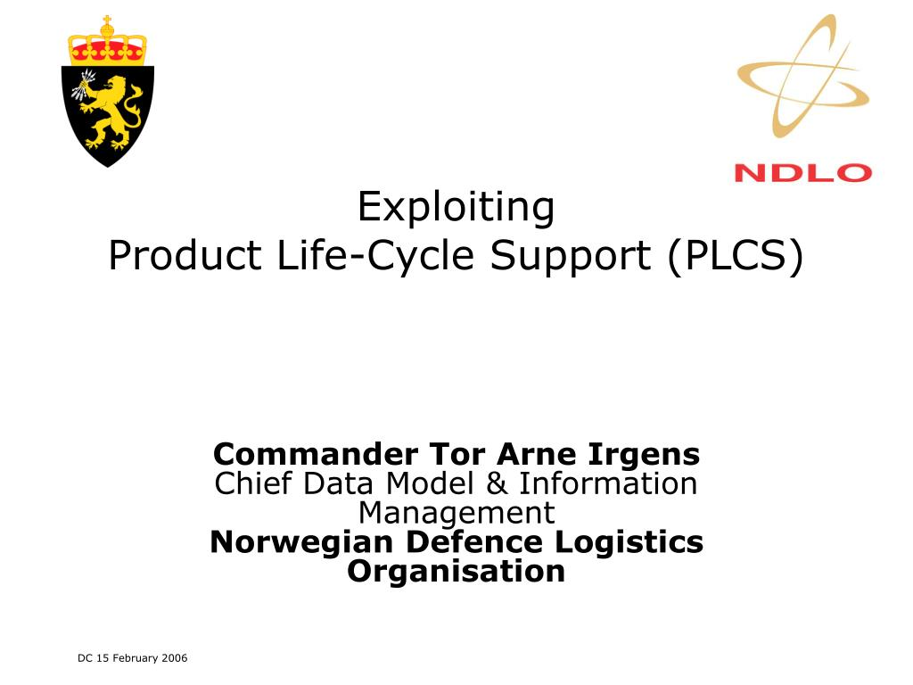 exploiting product life cycle support plcs l.