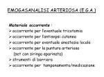 emogasanalisi arteriosa e g a5
