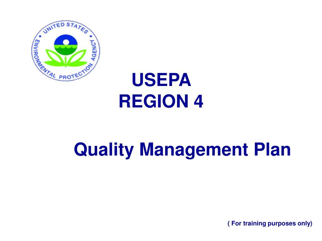 usepa region 4 l.