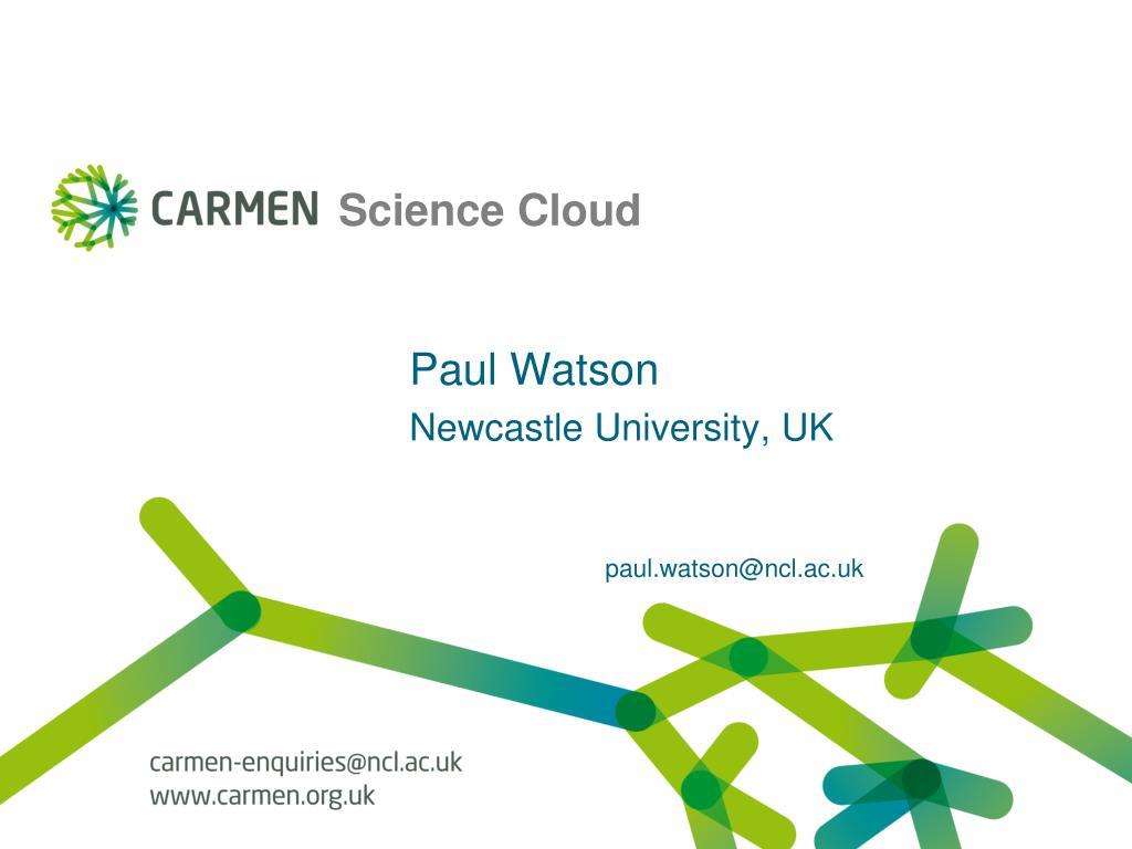 science cloud l.