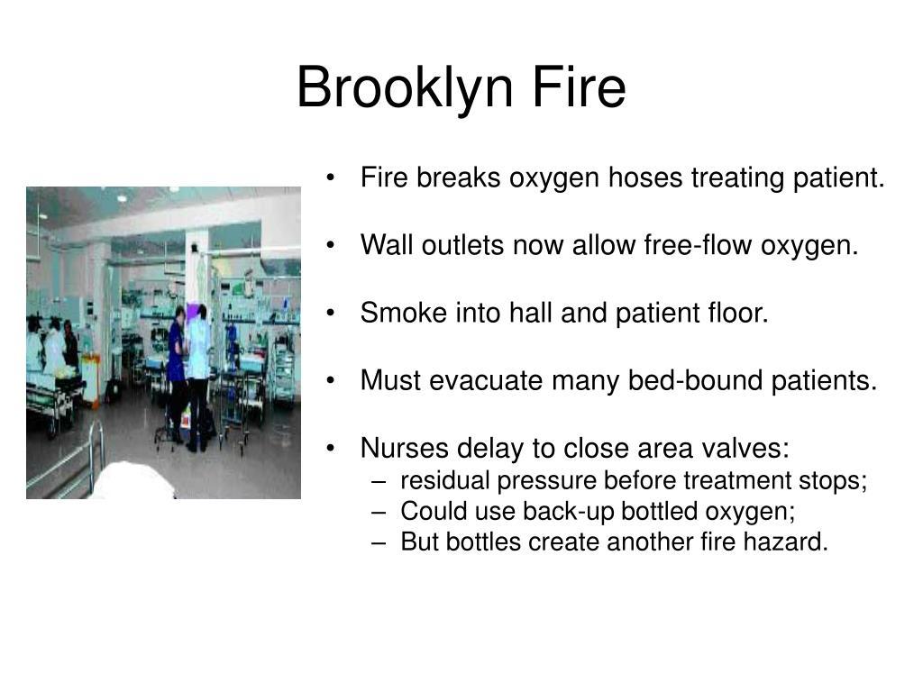 Brooklyn Fire