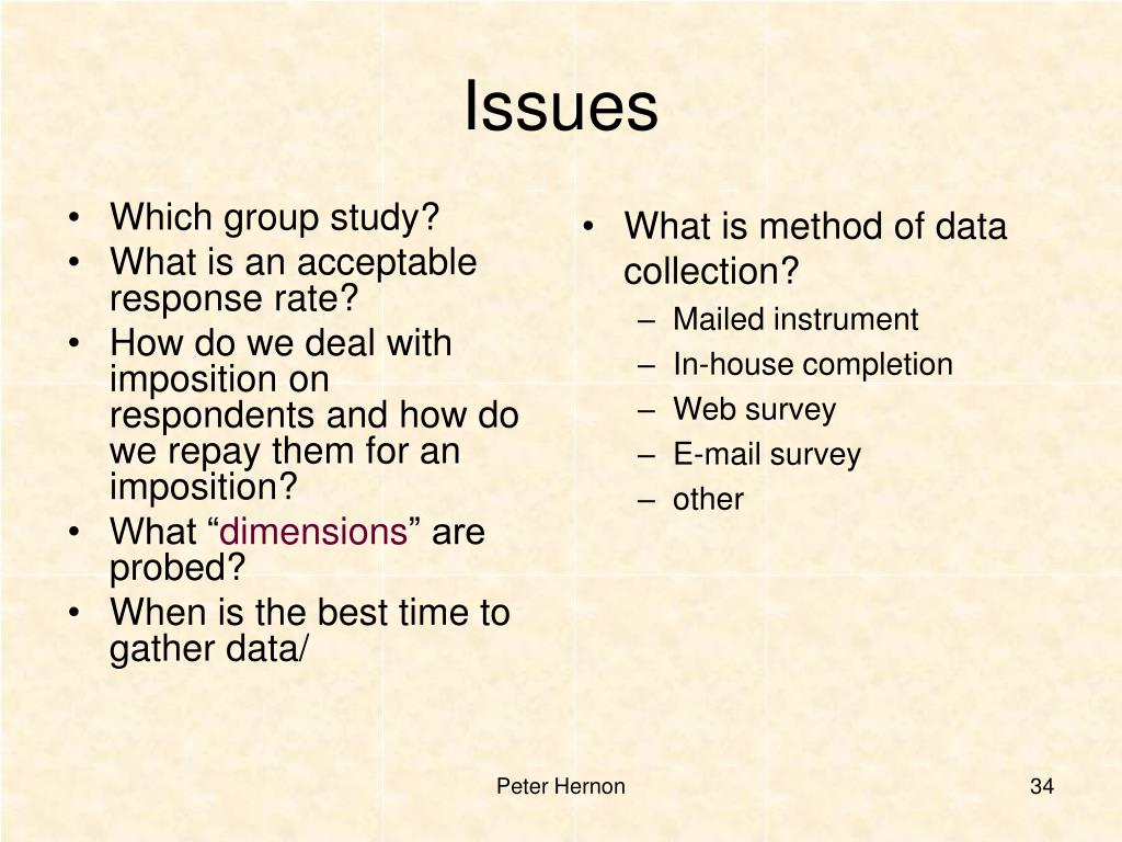 Which group study?