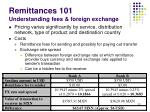 remittances 101 understanding fees foreign exchange