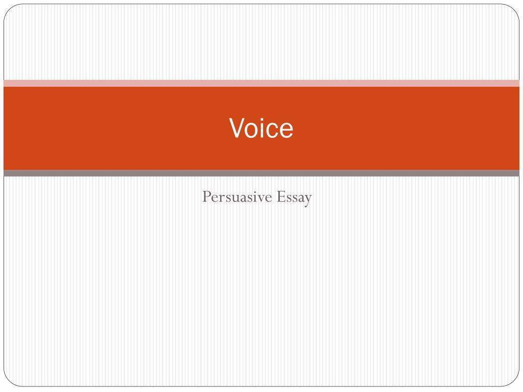 voice l.