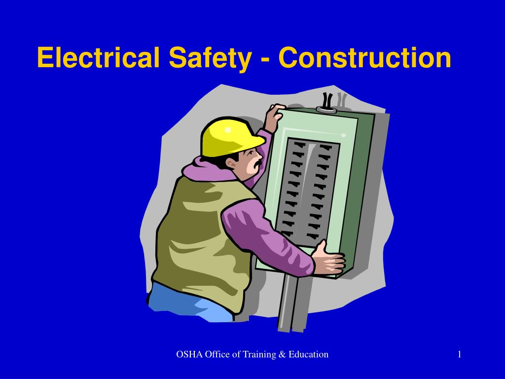 electrical safety construction l.