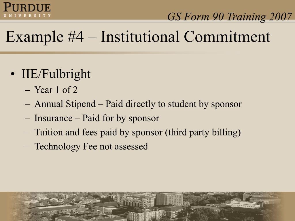 IIE/Fulbright