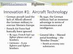 innovation 1 aircraft technology