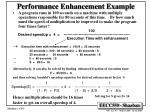 performance enhancement example36