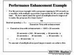 performance enhancement example37