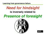 learning from governance failure4