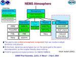 nems atmosphere