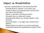 impact on grandchildren