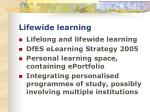 lifewide learning