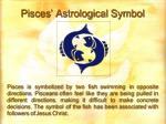 pisces astrological symbol