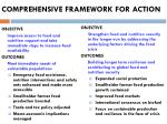comprehensive framework for action9