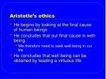 aristotle s ethics