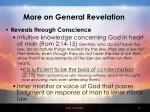 more on general revelation10