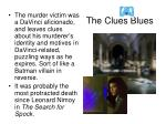 the clues blues