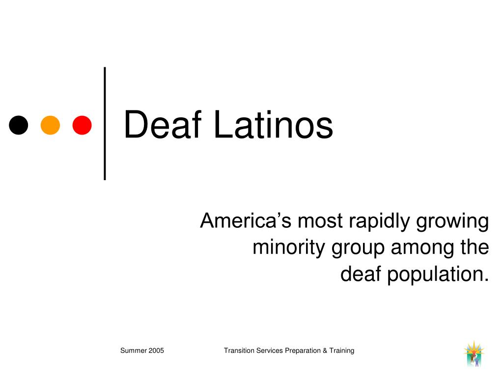 deaf latinos l.