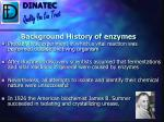 background history of enzymes3