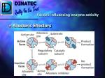 factors influencing enzyme activity25