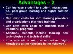advantages 2