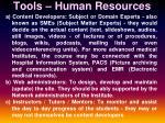 tools human resources