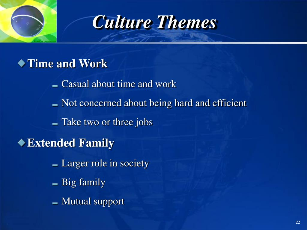 Culture Themes