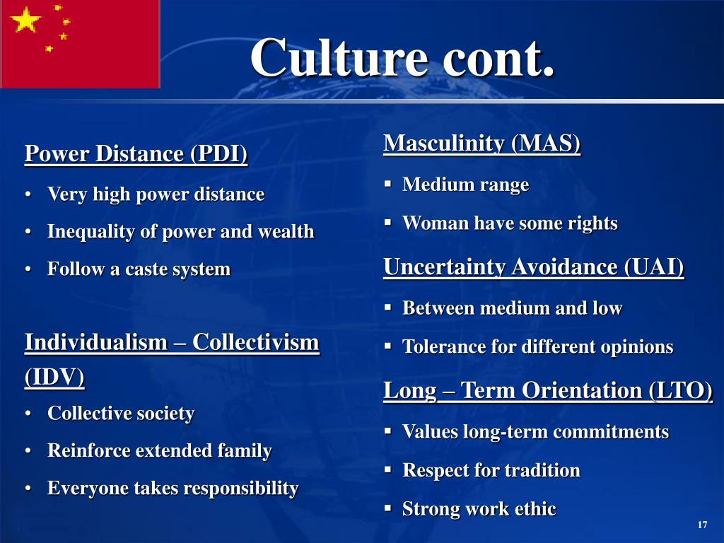 Culture cont.
