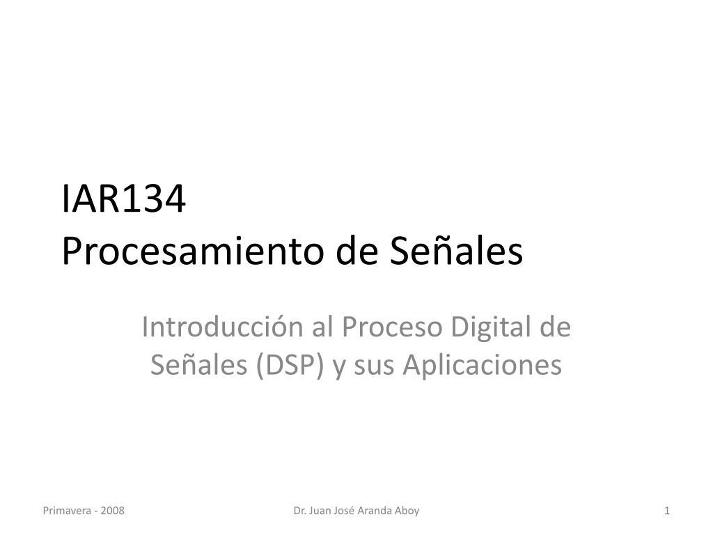 iar134 procesamiento de se ales l.