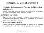 experiencias de laboratorio 1