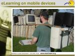 elearning on mobile devices