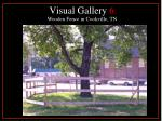 visual gallery 6