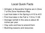 local quick facts