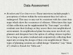 data assessment73