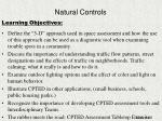 natural controls68
