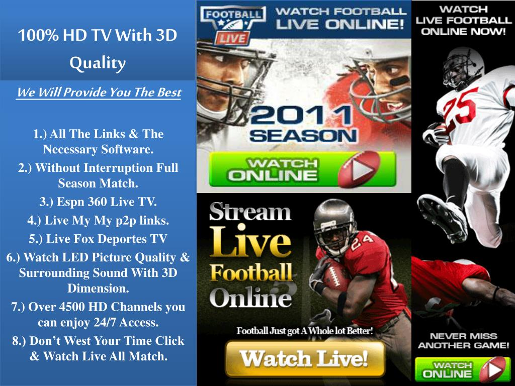 100 hd tv with 3d quality l.