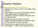 industry analysis7