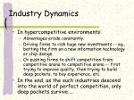 industry dynamics30