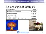 composition of disability