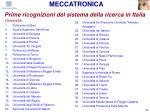prime ricognizioni del sistema della ricerca in italia92
