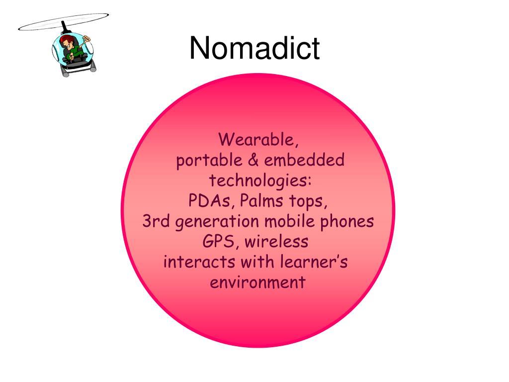 Nomadict
