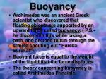 buoyancy2