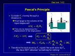 pascal s principle12