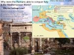 do you think the roman republic owed its success more to its form of government or its army why