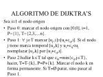 algoritmo de dijktra s21